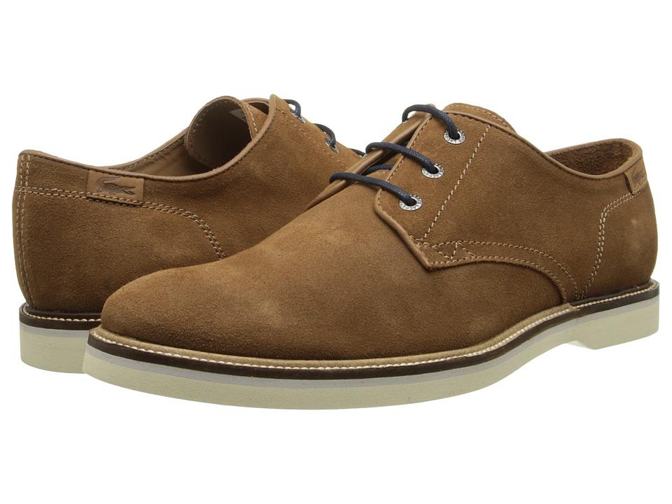 Lacoste - Sherbrooke 14 (Tan) Men's Shoes