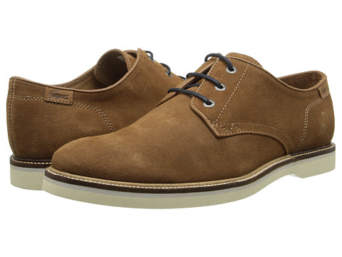 Lacoste - Sherbrooke 14 (Tan) Men's Shoes