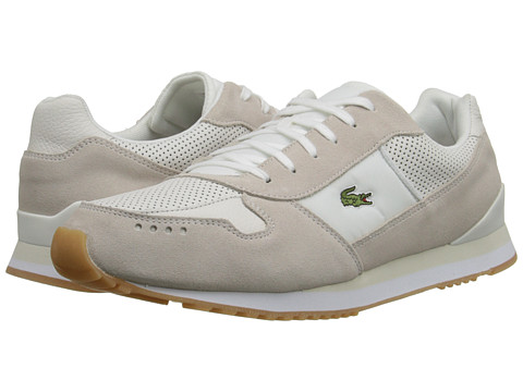 Lacoste - Trajet SL (Off White) Men