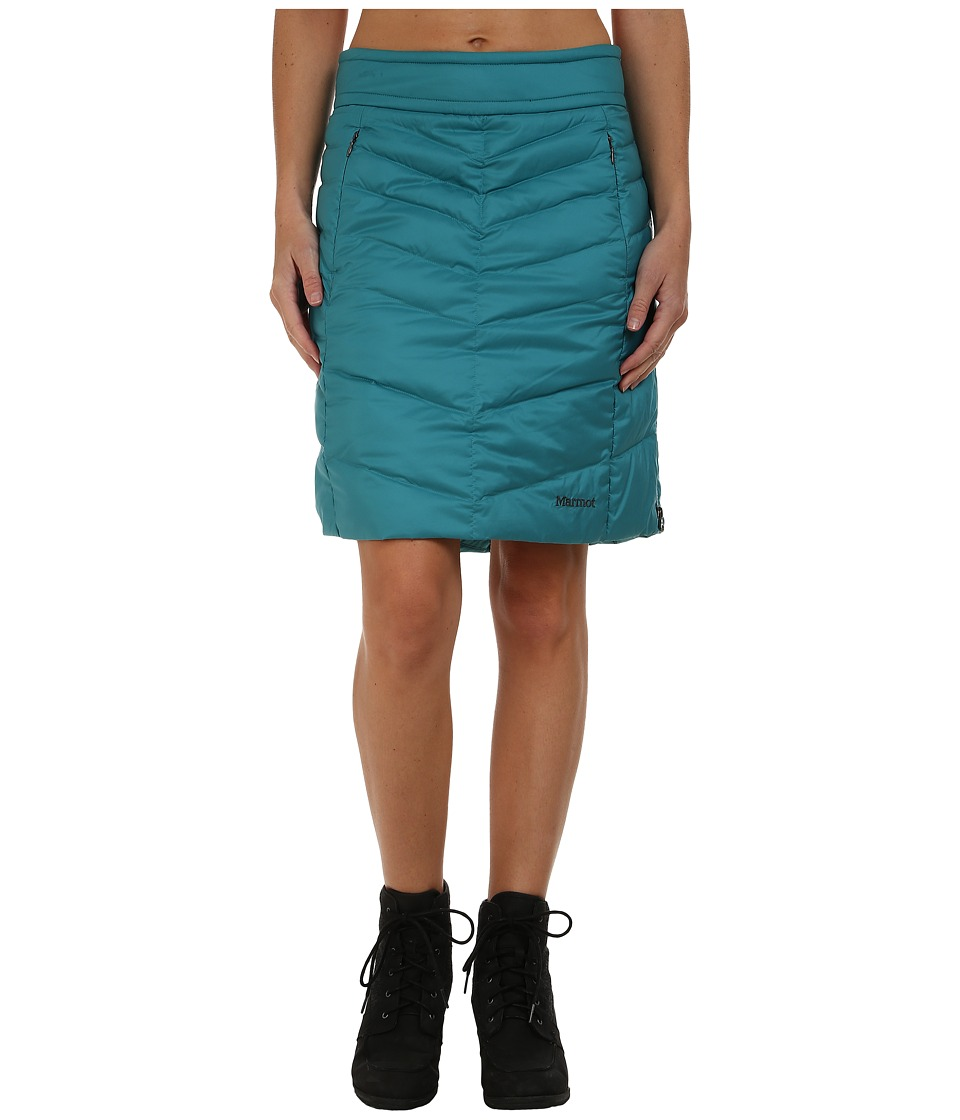 Marmot - Banff Insulated Skirt (Arctic Ocean) Women