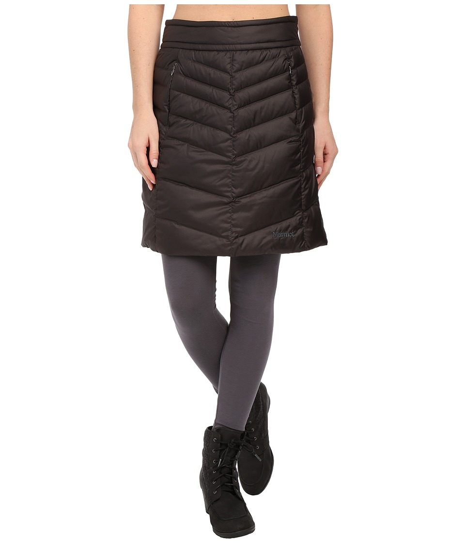 Marmot - Banff Insulated Skirt (Black) Women