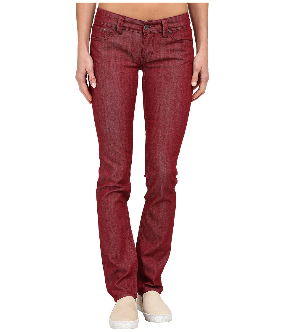 Marmot - Madison Jeans (Berry Wine) Women's Jeans