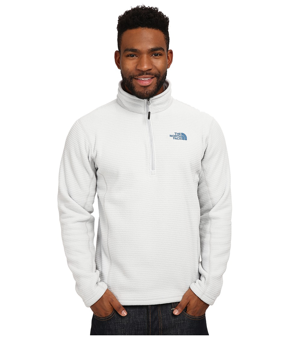 The North Face - SDS 1/2 Zip Pullover (High Rise Grey) Men's Long Sleeve Pullover