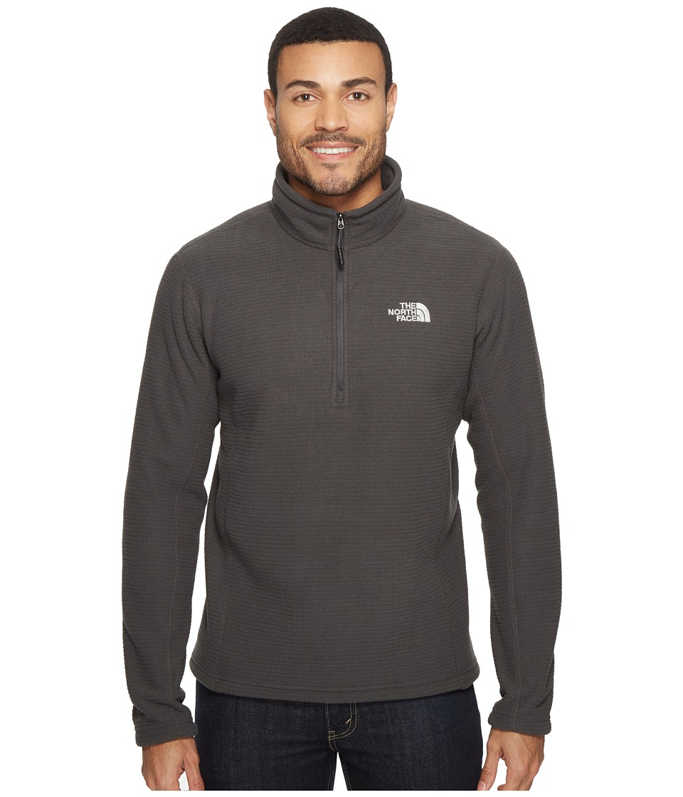 The North Face - SDS 1/2 Zip Pullover (Asphalt Grey) Men's Long Sleeve Pullover