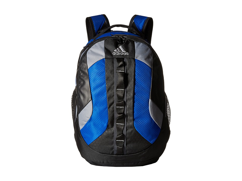 adidas - Prime Backpack (Power Blue) Backpack Bags
