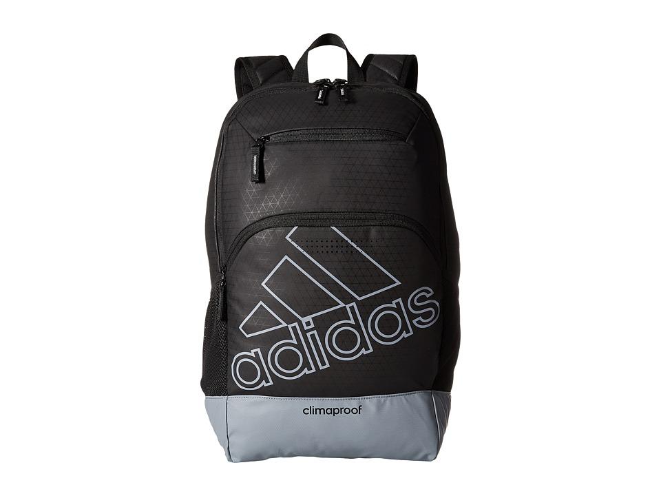 adidas - Rumble Backpack (Black/Grey/Clear Onix) Backpack Bags