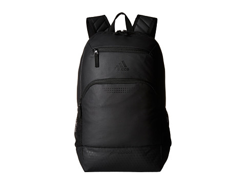 adidas - Rumble Backpack (Black/Black) Backpack Bags