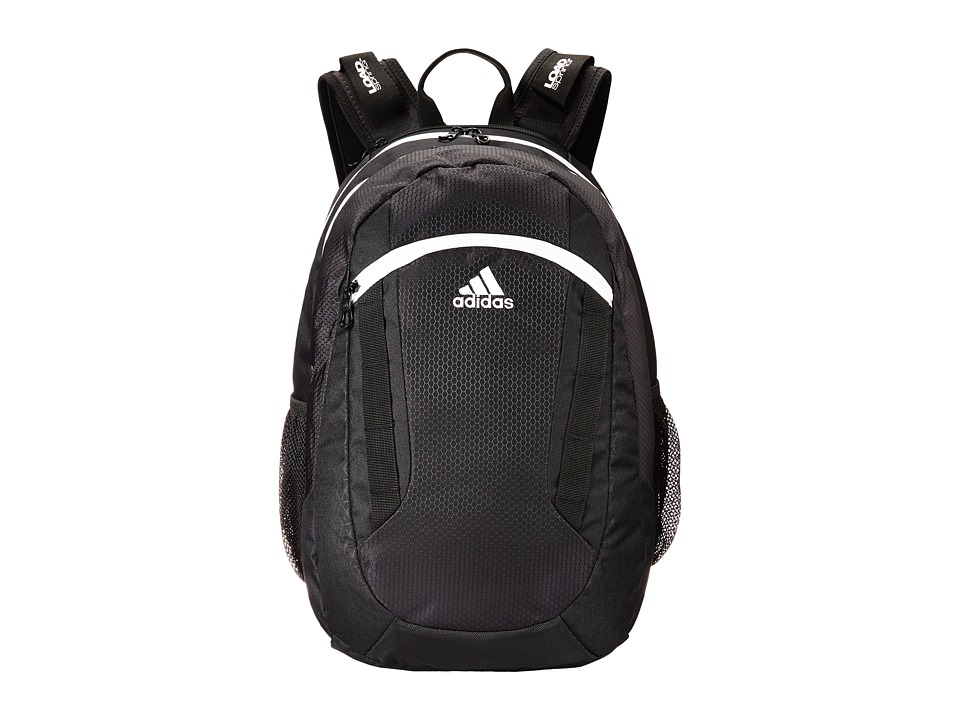 adidas - Excel Backpack (Black/Neo White) Backpack Bags