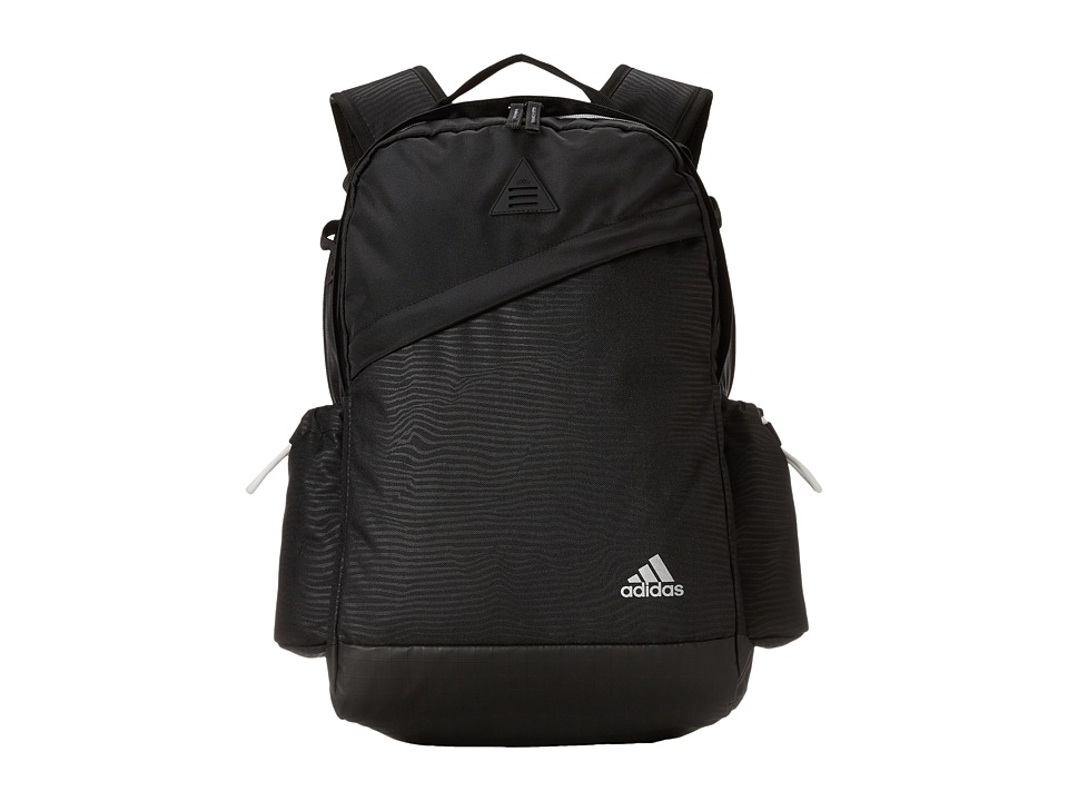 adidas - Game Backpack (Energy Stripe Emboss/Neo White) Backpack Bags