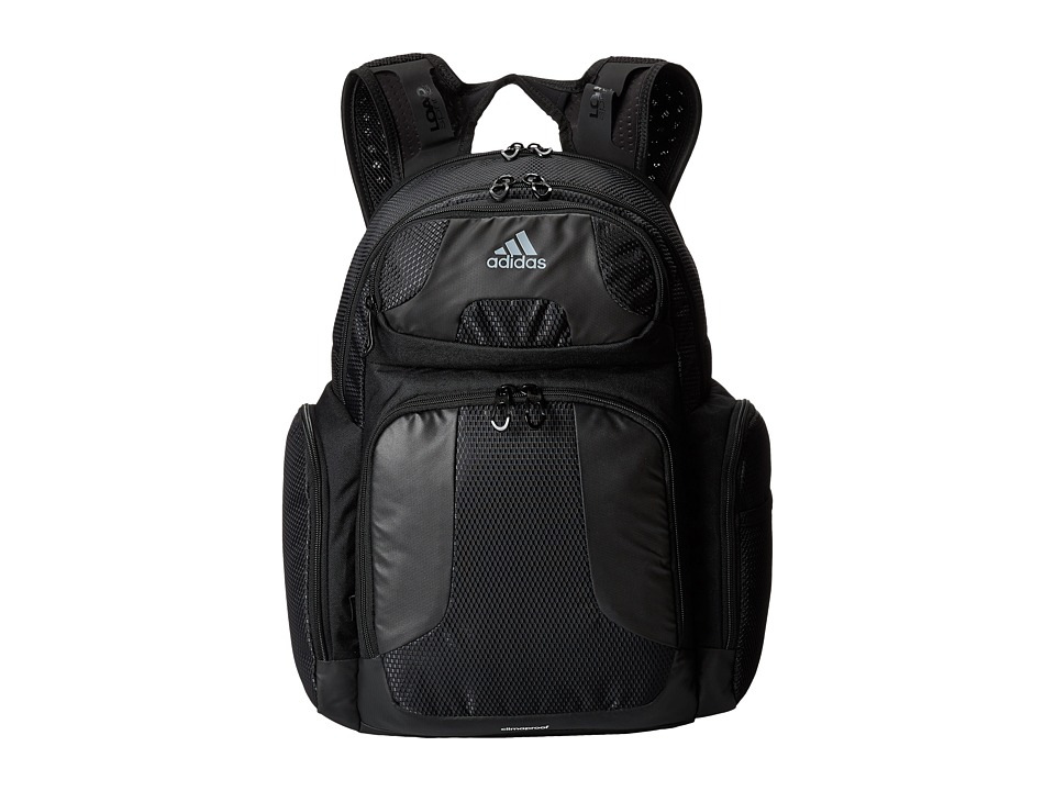 adidas - CLIMACOOL Strength Backpack (Black 2) Backpack Bags