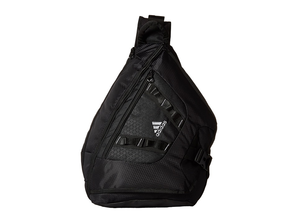 adidas - Capital Sling (Black) Sling Handbags