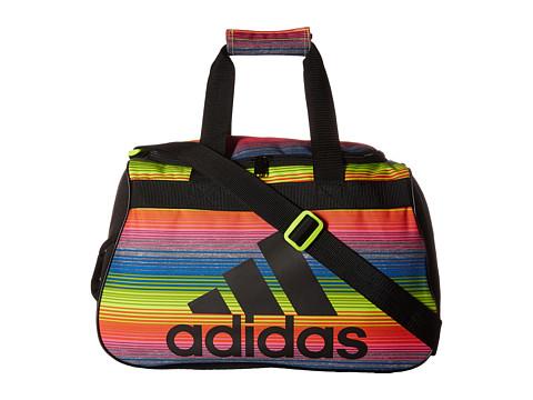 adidas - Diablo Small Duffel (Reyes Solar Pink/Black) Duffel Bags