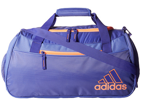 adidas - Squad II Duffel (Half Ink/Semi Night Flash/Ultra Bright) Duffel Bags