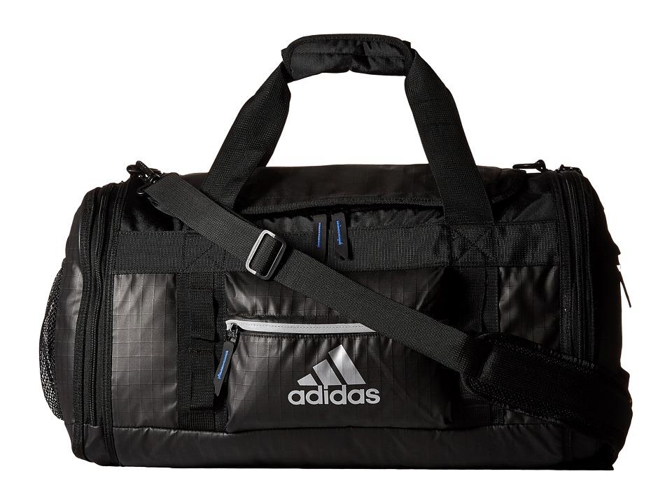 adidas - Shield Duffel (Black/Black) Duffel Bags
