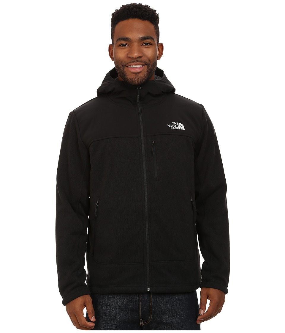 The North Face - Insulated Gordon Lyons Hoodie (TNF Black/TNF Black) Men