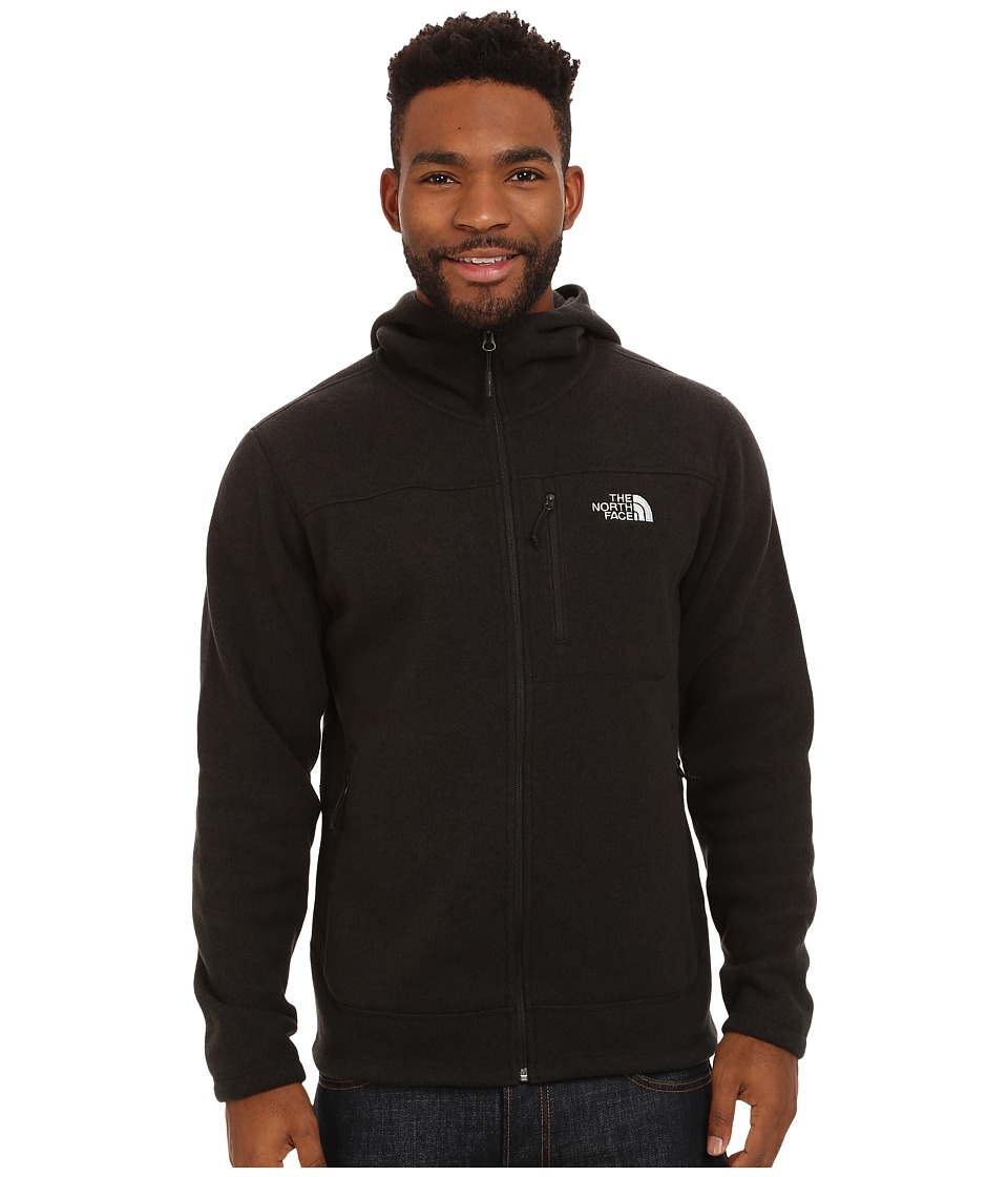 The North Face - Gordon Lyons Hoodie (TNF Black Heather) Men's Sweatshirt