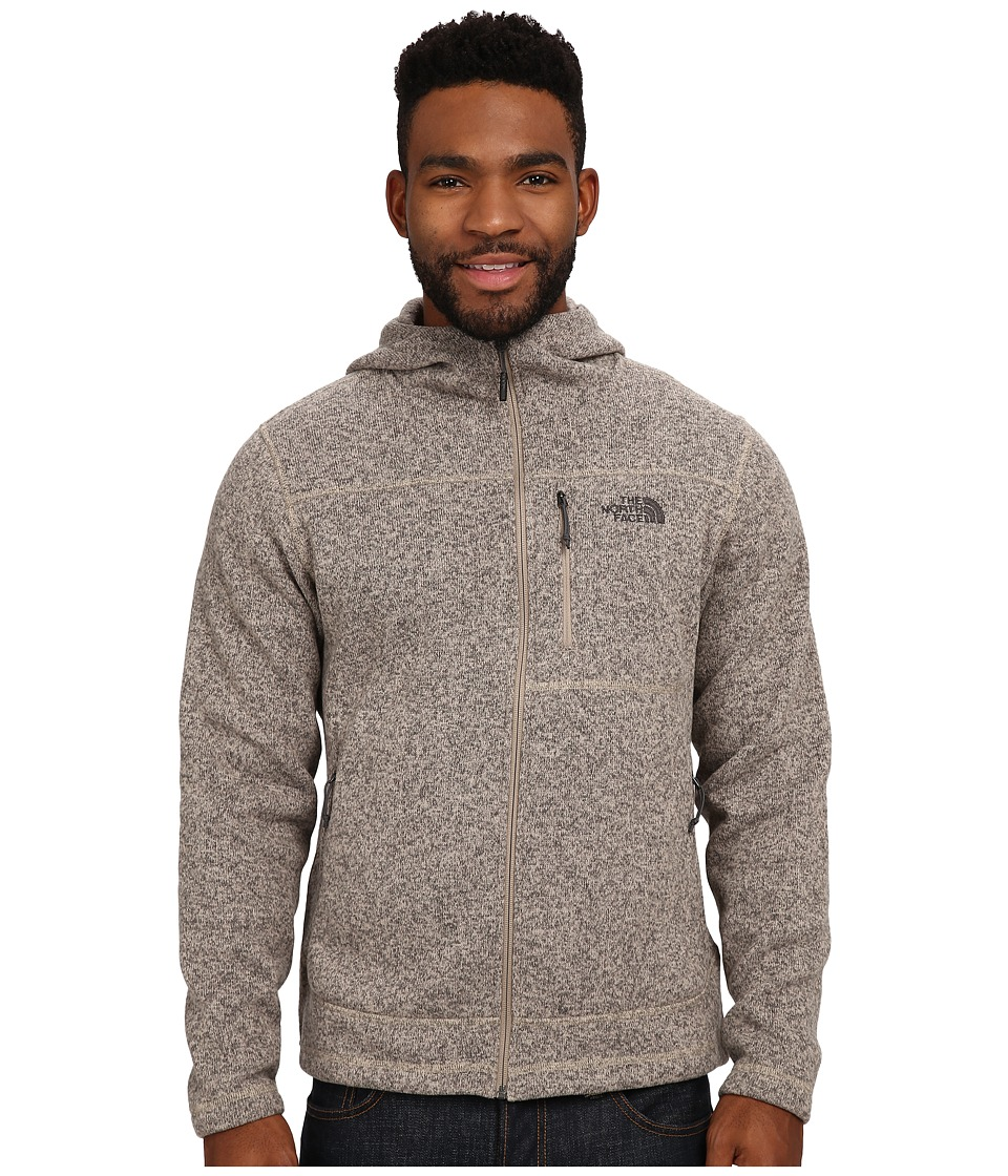 The North Face - Gordon Lyons Hoodie (Dune Beige Heather) Men's Sweatshirt