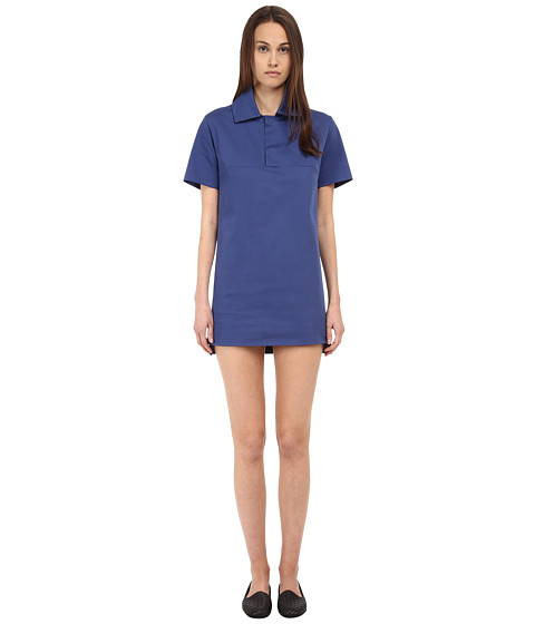 DSQUARED2 - Leonora Polo Dress (Blue) Women's Dress