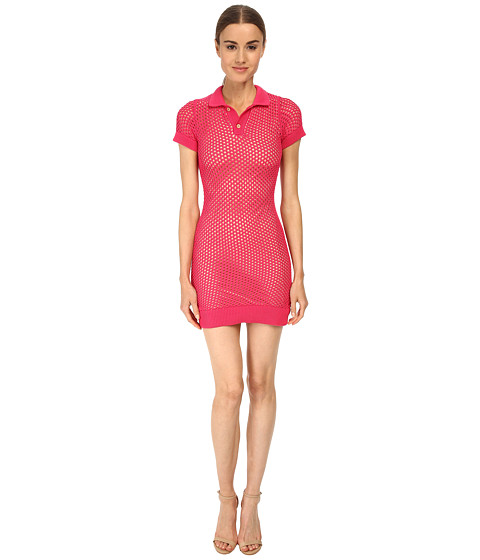 DSQUARED2 - F.5 Dress (Fuchsia) Women's Dress