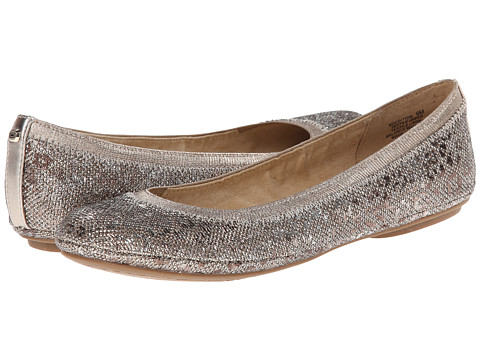 Bandolino - Edition (Bronze Fabric) Women's Flat Shoes