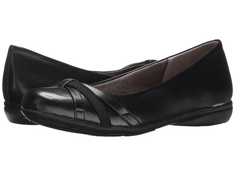 LifeStride - Abigail (Black) Women's Shoes