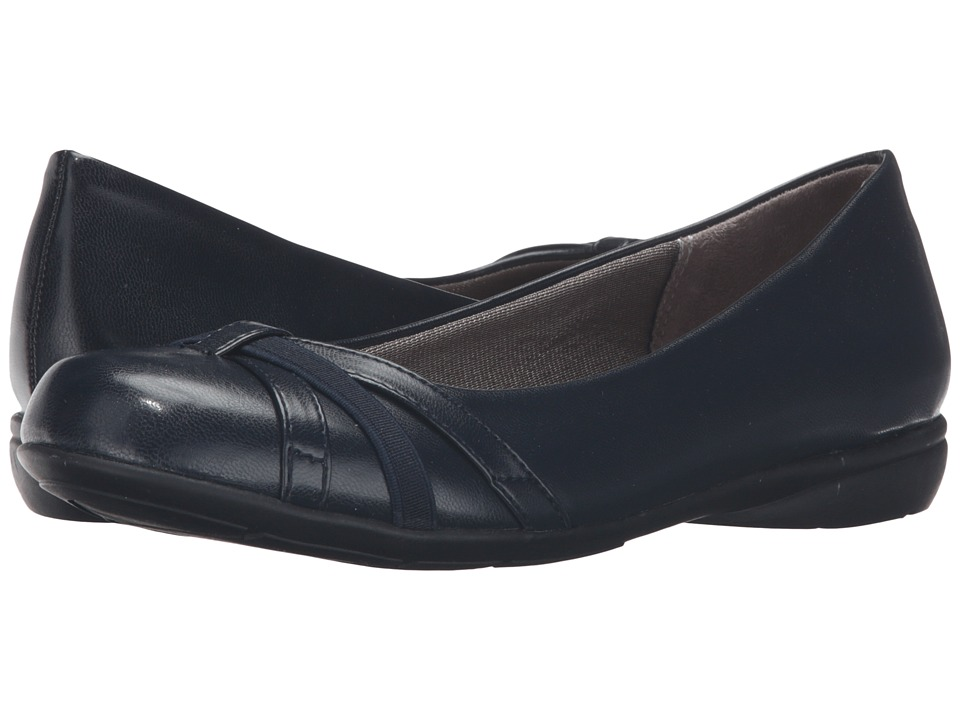 LifeStride - Abigail (Navy) Women's Shoes