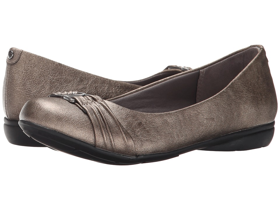 LifeStride - Adelle (Pewter) Women's Shoes