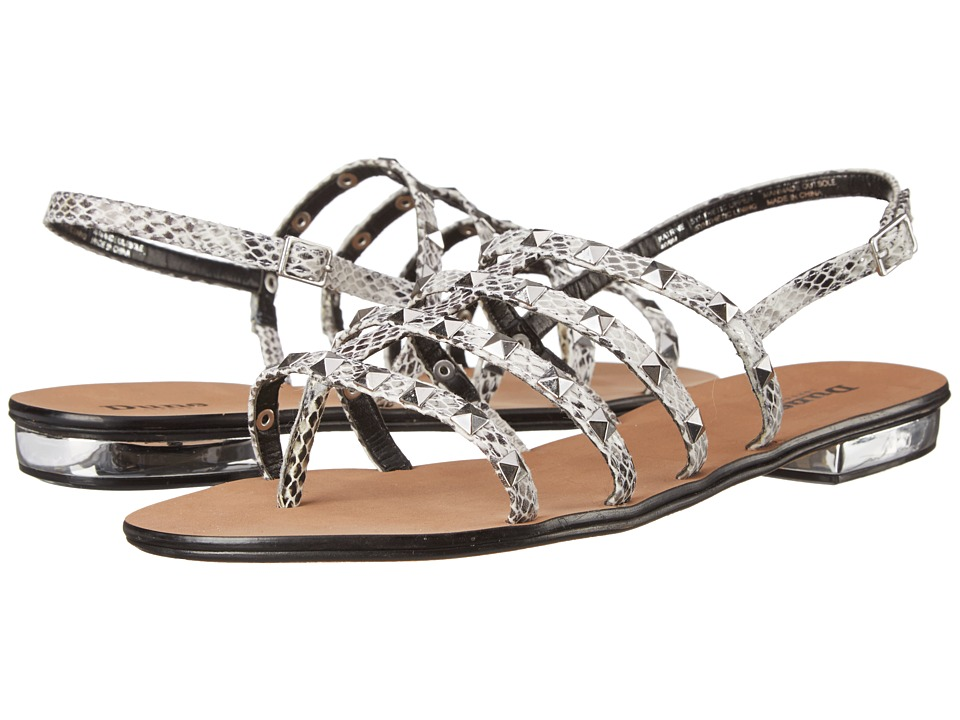 Dune London - Katrine (Natural Snake) Women's Sandals