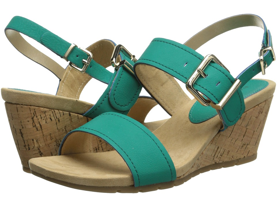 Bandolino - Gladis (Medium Turquoise Synthetic) Women