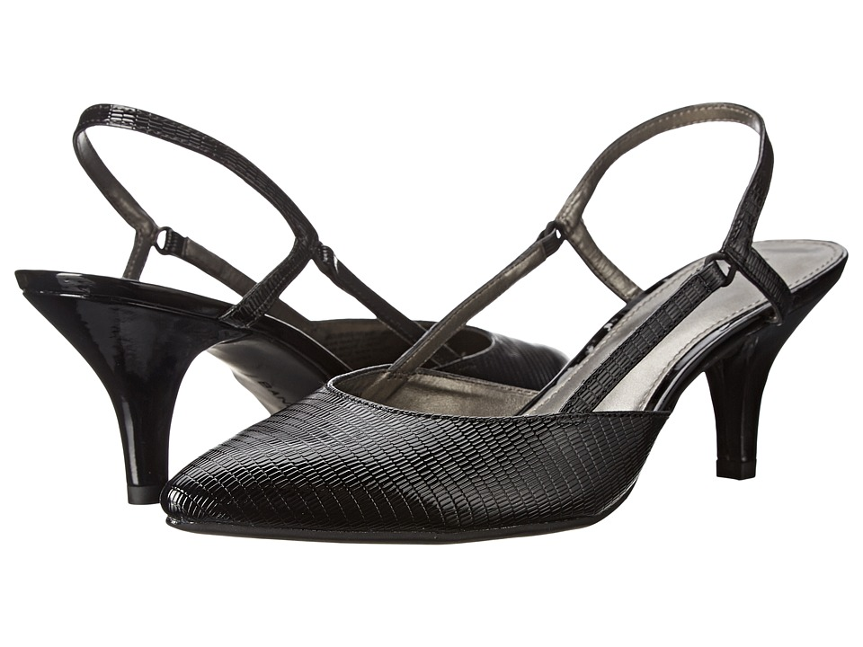Bandolino Ibelieve (Black Synthetic) High Heels