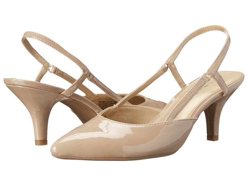 Bandolino Ibelieve (Natural Synthetic) High Heels