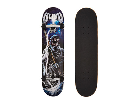Blind - Reaper Scream Complete (Blue/Black) Skateboards Sports Equipment