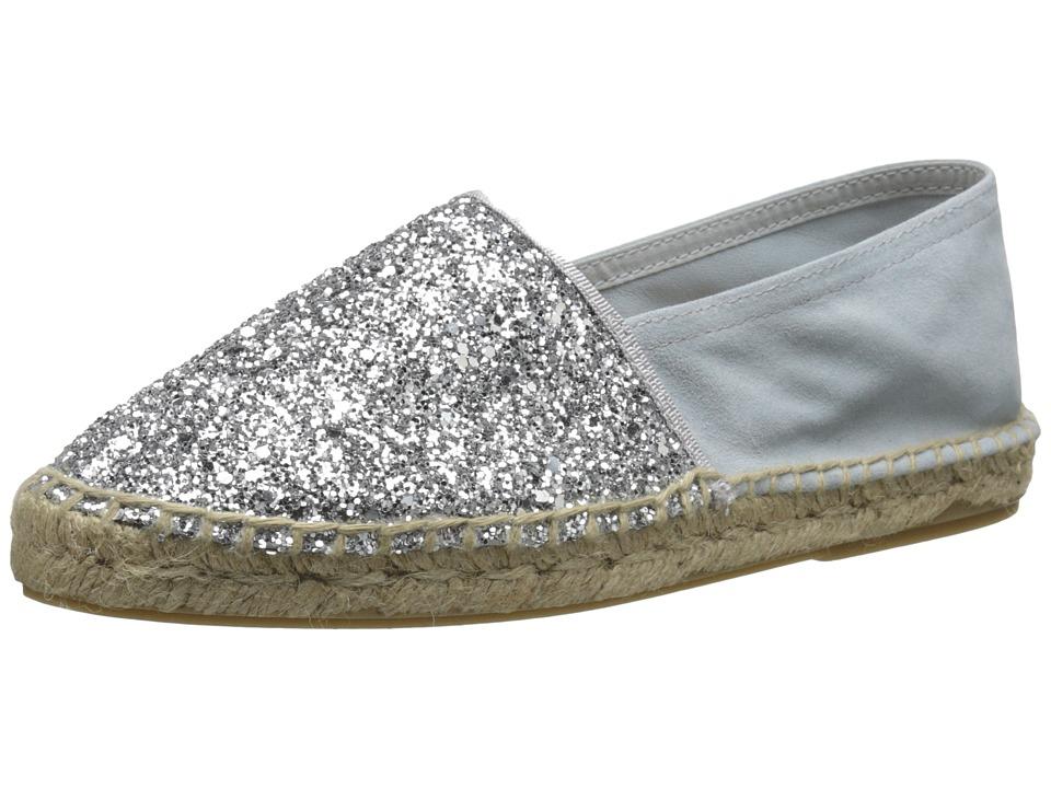 Dune London Glitter (Silver Glitter) Women