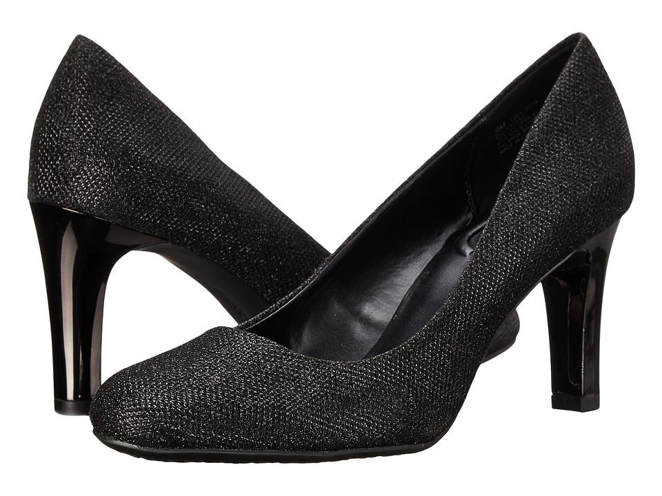 Bandolino - Lantana (Black Fabric) High Heels