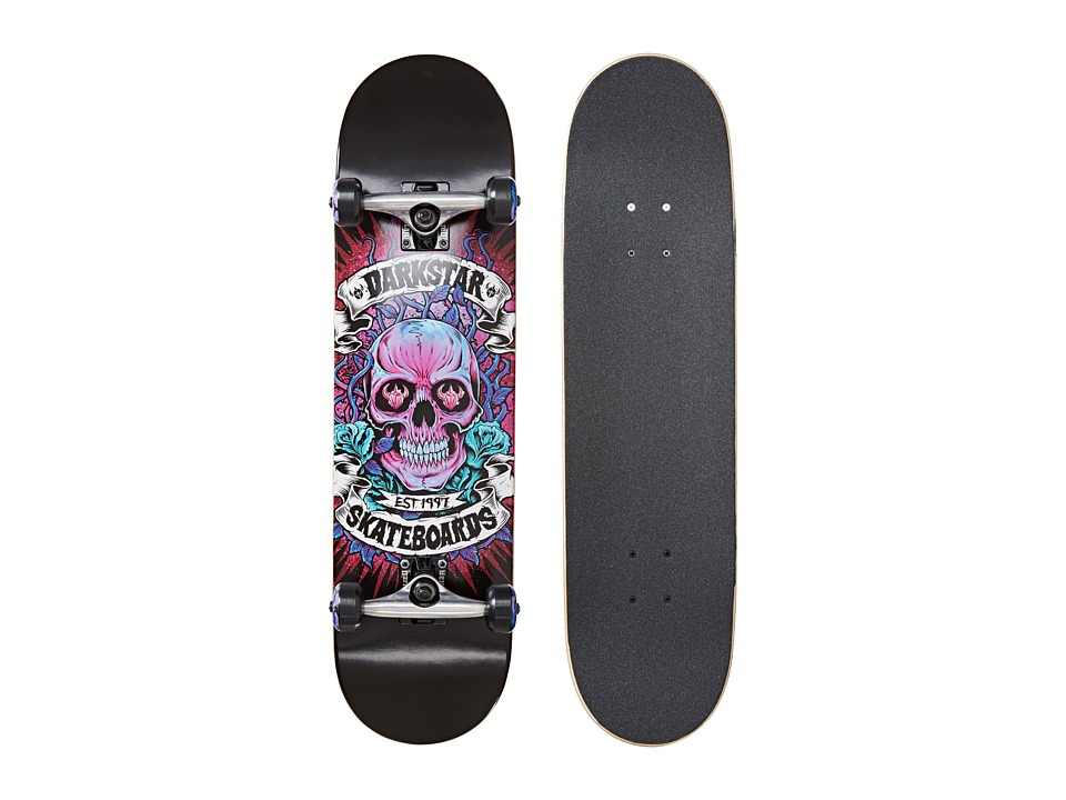Darkstar - Tokes Complete (Magenta) Skateboards Sports Equipment