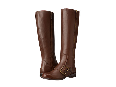 Nine West - Callout Wide Calf (Nutella) Women's Boots