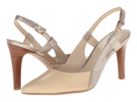 Franco Sarto - Acadia (Malt/Platino) High Heels