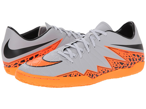 ... UPC 091201990467 product image for Nike - Hypervenom Phelon II IC (Wolf  Grey Total ... 007acb9b9c61