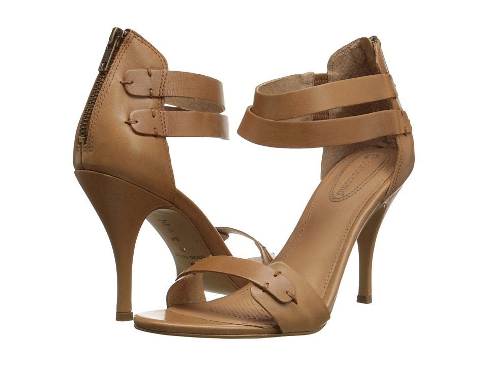 Corso Como Turks (Natural (Caramel)) High Heels