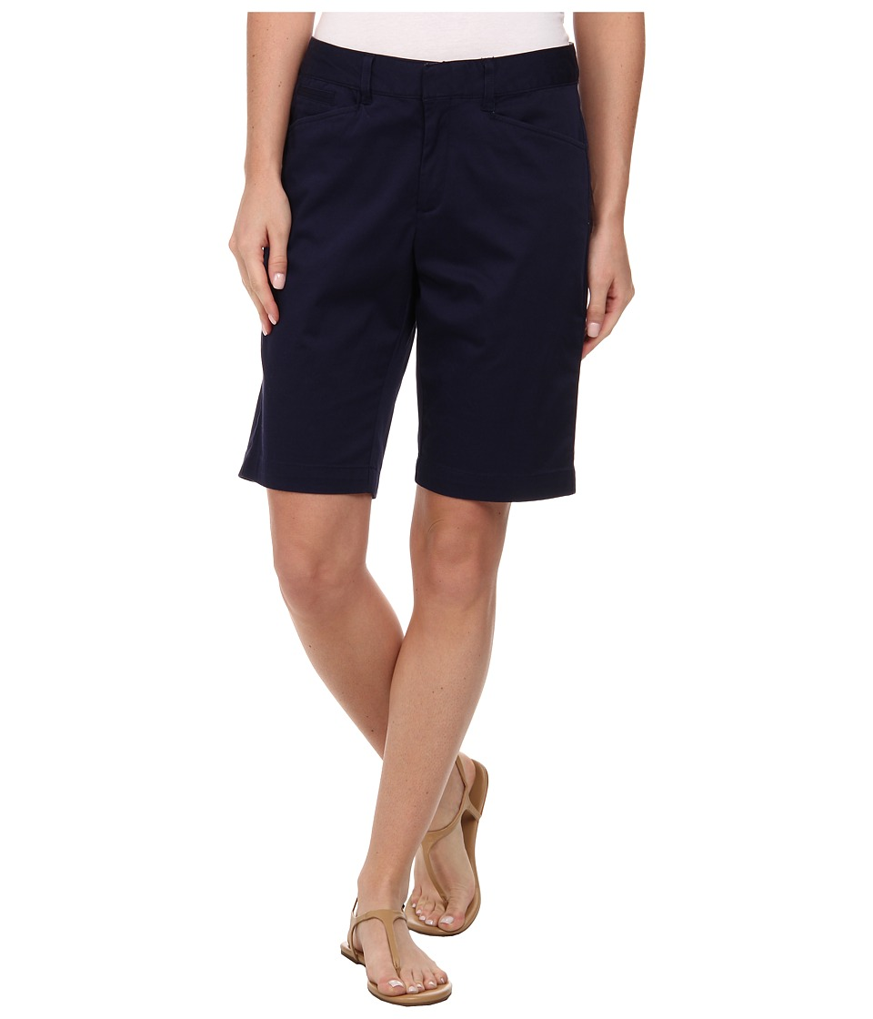 Dockers Misses - Vacation Bermuda (Sea Captain Blue) Women's Shorts