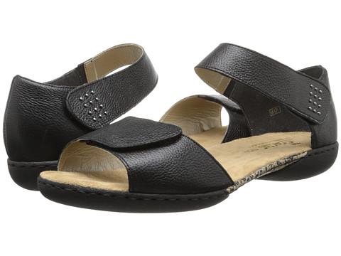 Rieker - V1669 Corinna 69 (Black) Women's Shoes