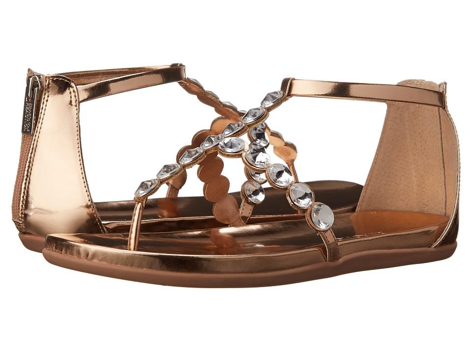 Kenneth Cole Reaction - Slim Key (Rose Gold) Women's Sandals
