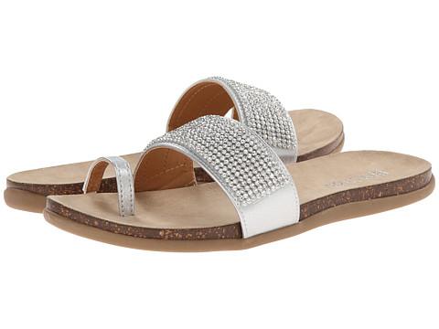Kenneth Cole Reaction - Slim N Trim (Silver) Women's Sandals