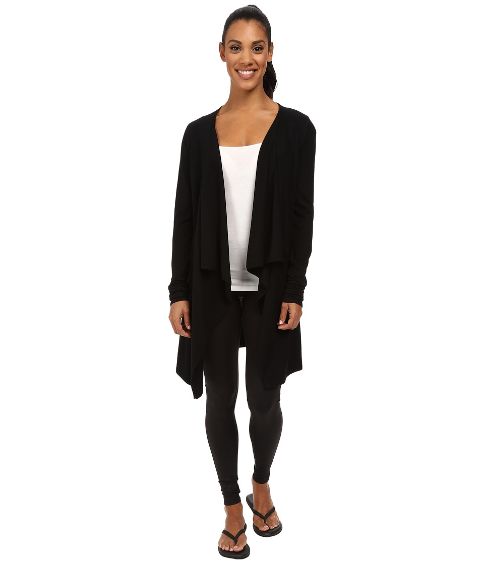 Soybu - Lena Wrap (Black 1) Women's Sweater