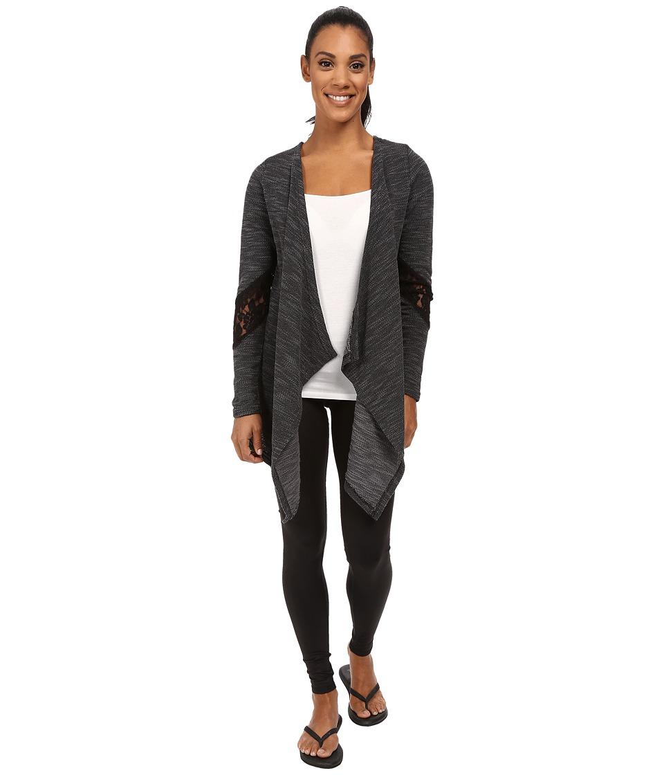 Soybu - Danika Wrap (Black) Women's Sweater