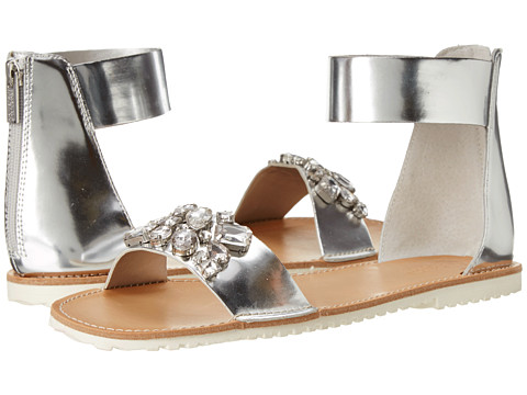 Kenneth Cole Reaction - Wipe Swipe 2 (Silver) Women's Sandals