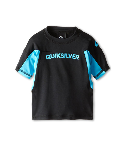 Quiksilver Kids - Performer Surf Shirt (Toddler) (Hawaiian Ocean) Boy