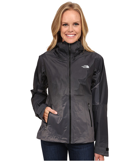 The North Face - FuseForm Dot Matrix Jacket (TNF Black Tri Matrix) Women