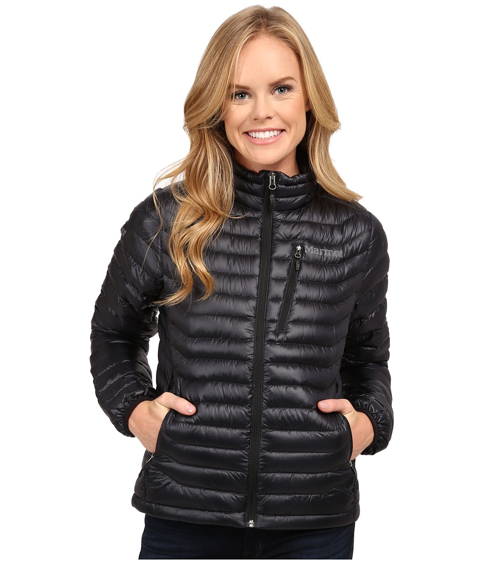 Marmot - Quasar Jacket (Black) Women's Coat