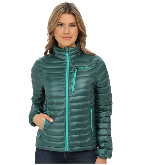Marmot - Quasar Jacket (Gator) Women's Coat